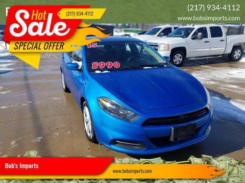 2015 Dodge Dart for sale at Bob's Imports in Clinton IL