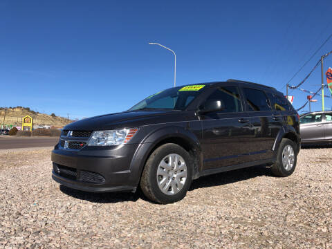 2018 Dodge Journey for sale at 1st Quality Motors LLC in Gallup NM