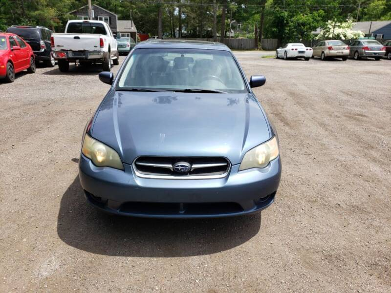 2005 Subaru Legacy for sale at 1st Priority Autos in Middleborough MA