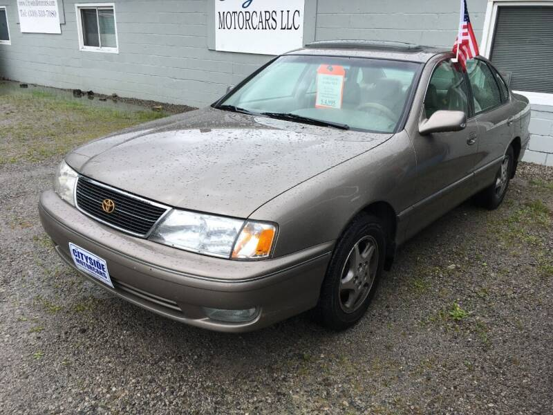1998 Toyota Avalon for sale at CITYSIDE MOTORCARS LLC in Canfield OH