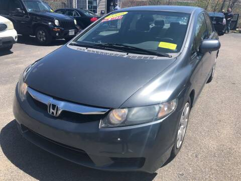 2009 Honda Civic for sale at Auto Gallery in Taunton MA