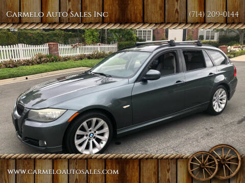 2011 BMW 3 Series for sale at Carmelo Auto Sales Inc in Orange CA