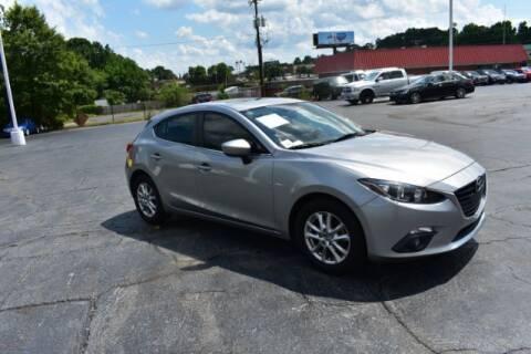 2016 Mazda MAZDA3 for sale at Adams Auto Group Inc. in Charlotte NC