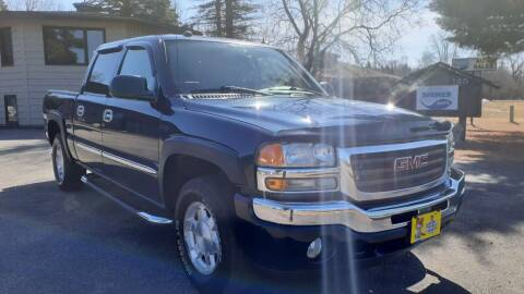 2005 GMC Sierra 1500 for sale at Shores Auto in Lakeland Shores MN