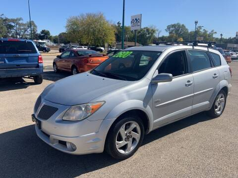 2005 Pontiac Vibe for sale at Peak Motors in Loves Park IL
