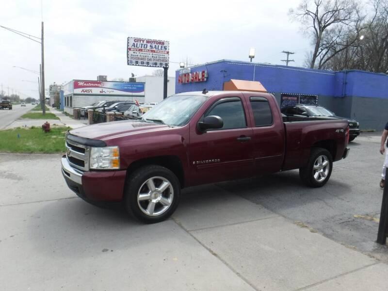 2009 Chevrolet Silverado 1500 for sale at City Motors Auto Sale LLC in Redford MI