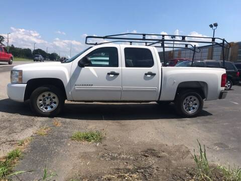 2011 Chevrolet Silverado 1500 for sale at Tennessee Auto Brokers LLC in Murfreesboro TN