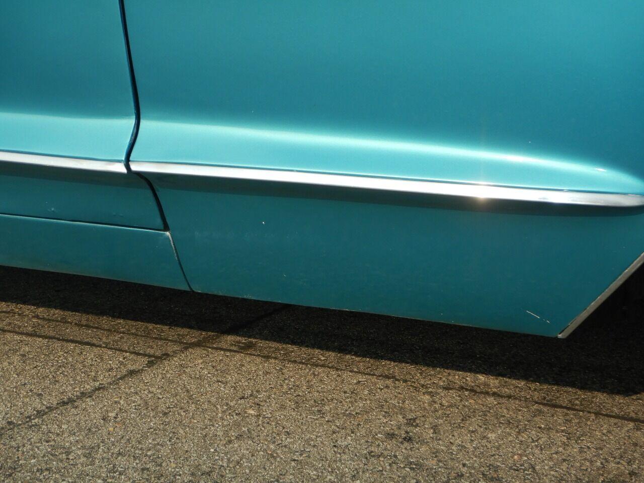 1961 Cadillac Eldorado Biarritz 36
