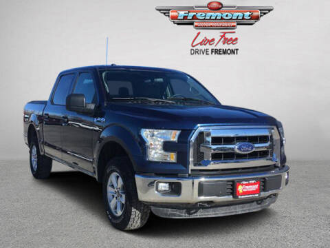 2016 Ford F-150 for sale at Rocky Mountain Commercial Trucks in Casper WY