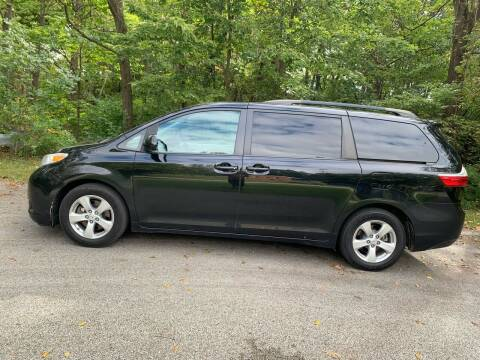 2015 Toyota Sienna for sale at Elite Auto Plaza in Springfield IL