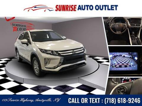 2019 Mitsubishi Eclipse Cross for sale at Sunrise Auto Outlet in Amityville NY
