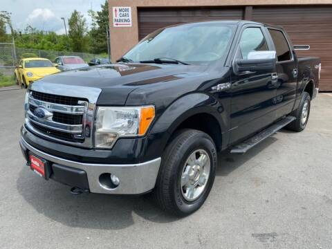2014 Ford F-150 for sale at AutoMax in West Hartford CT