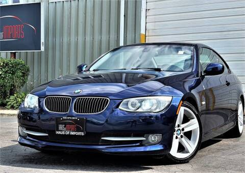 2011 BMW 3 Series for sale at Haus of Imports in Lemont IL