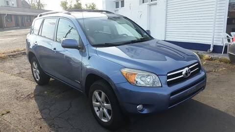 2006 Toyota RAV4 for sale at Action Automotive Inc in Berlin CT