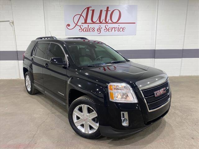 2012 GMC Terrain for sale at Auto Sales & Service Wholesale in Indianapolis IN