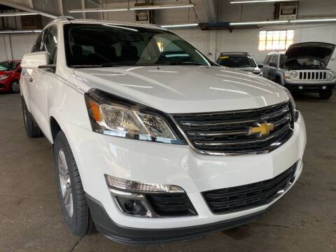 2017 Chevrolet Traverse for sale at John Warne Motors in Canonsburg PA