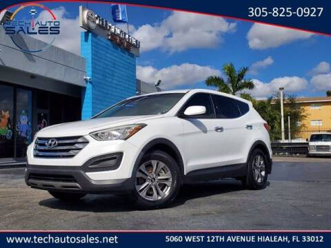 2016 Hyundai Santa Fe Sport for sale at Tech Auto Sales in Hialeah FL