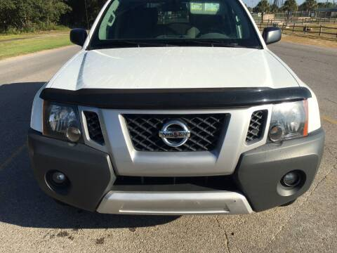 2014 Nissan Xterra for sale at Gulf Financial Solutions Inc DBA GFS Autos in Panama City Beach FL