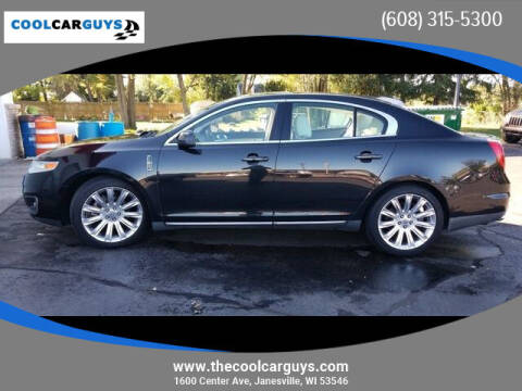 2011 Lincoln MKS for sale at Cool Car Guys in Janesville WI