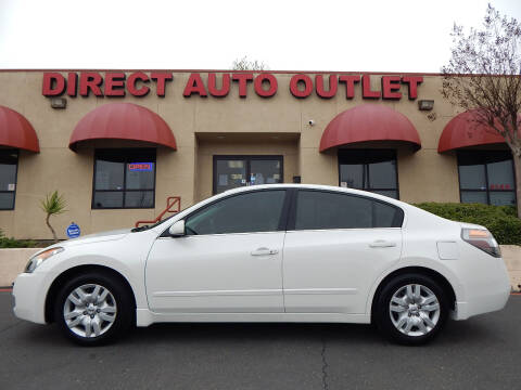2009 Nissan Altima for sale at Direct Auto Outlet LLC in Fair Oaks CA