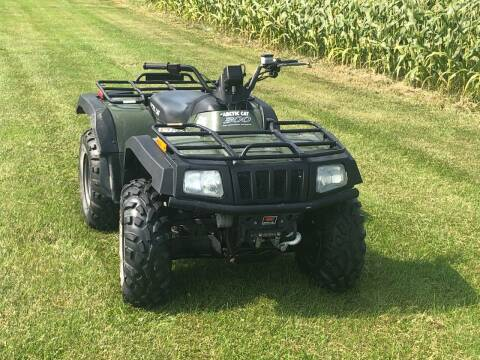 2003 Arctic Cat 300 4x4 for sale at Champlain Valley MotorSports in Cornwall VT