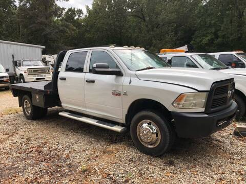 2012 RAM Ram Chassis 3500 for sale at M & W MOTOR COMPANY in Hope AR
