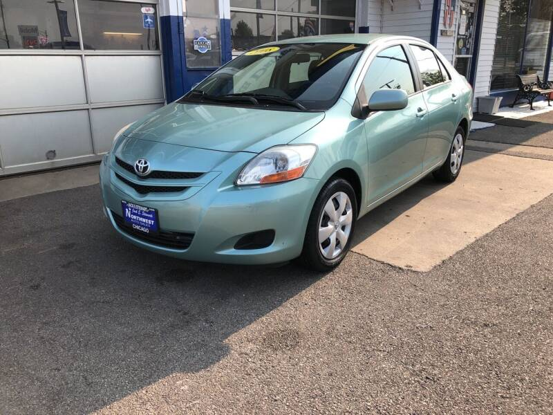 2008 Toyota Yaris for sale at Jack E. Stewart's Northwest Auto Sales, Inc. in Chicago IL
