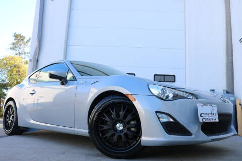 2013 Scion FR-S for sale at Chantilly Auto Sales in Chantilly VA