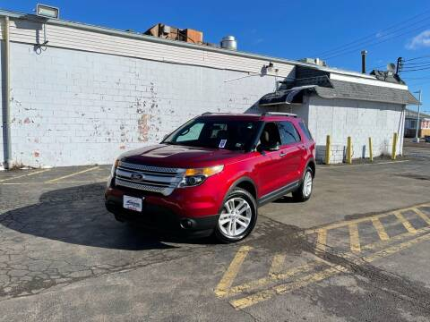 2014 Ford Explorer for sale at Santa Motors Inc in Rochester NY