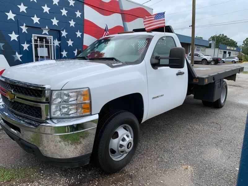 2013 Chevrolet Silverado 3500HD CC for sale at The Truck Lot LLC in Lakeland FL