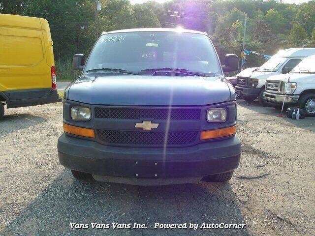 2014 Chevrolet Express Passenger LS 3500 3dr Extended Passenger Van w/1LS - Blauvelt NY