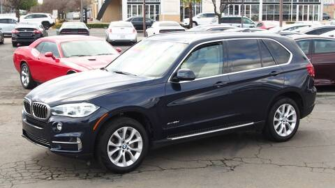 2015 BMW X5 for sale at Okaidi Auto Sales in Sacramento CA