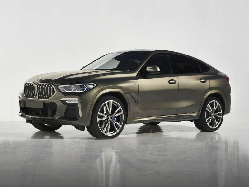2022 BMW X6 for sale at BMW OF NEWPORT in Middletown RI