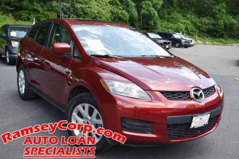 2008 Mazda CX-7 for sale at Ramsey Corp. in West Milford NJ
