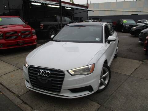 2015 Audi A3 for sale at Newark Auto Sports Co. in Newark NJ