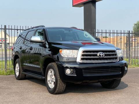2012 Toyota Sequoia for sale at Avanesyan Motors in Orem UT