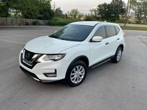 2018 Nissan Rogue for sale at Sky Motors in Kansas City MO