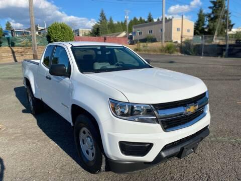 2016 Chevrolet Colorado for sale at South Tacoma Motors Inc in Tacoma WA