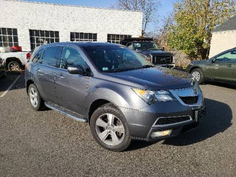 2011 Acura MDX for sale at BETTER BUYS AUTO INC in East Windsor CT