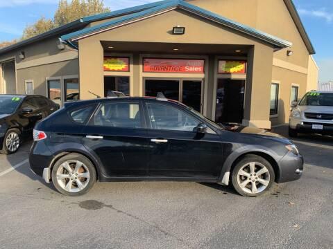 2010 Subaru Impreza for sale at Advantage Auto Sales in Garden City ID