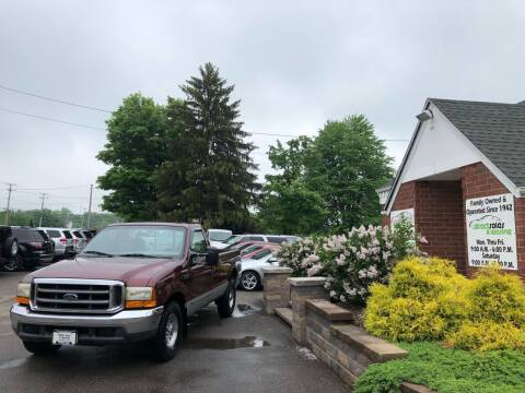 1999 Ford F-250 Super Duty for sale at Direct Sales & Leasing in Youngstown OH