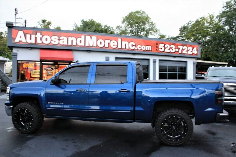 2015 Chevrolet Silverado 1500 for sale at Autos and More Inc in Knoxville TN