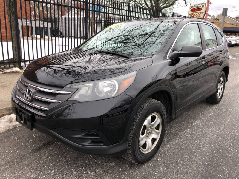 2013 Honda CR-V for sale at Commercial Street Auto Sales in Lynn MA