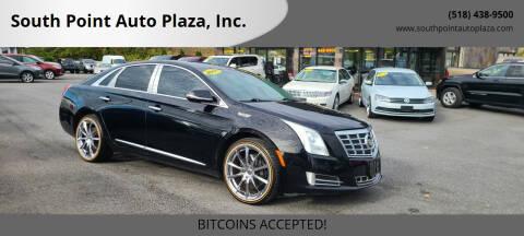 2015 Cadillac XTS for sale at South Point Auto Plaza, Inc. in Albany NY