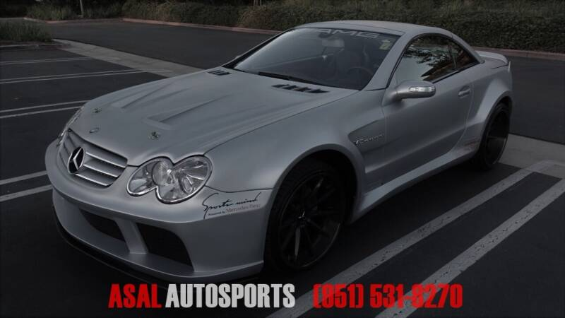 2007 Mercedes-Benz SL-Class for sale at ASAL AUTOSPORTS in Corona CA