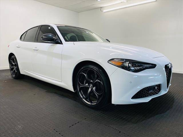 2019 Alfa Romeo Giulia for sale at Champagne Motor Car Company in Willimantic CT