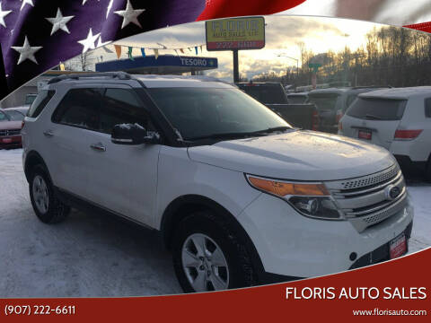 2013 Ford Explorer for sale at FLORIS AUTO SALES in Anchorage AK
