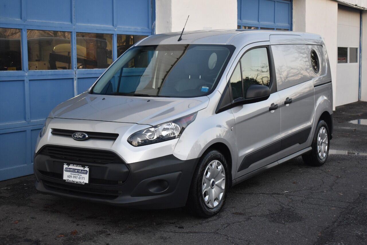 2018 Ford Transit Connect Cargo XL 4dr LWB Cargo Mini Van w/Rear Doors full