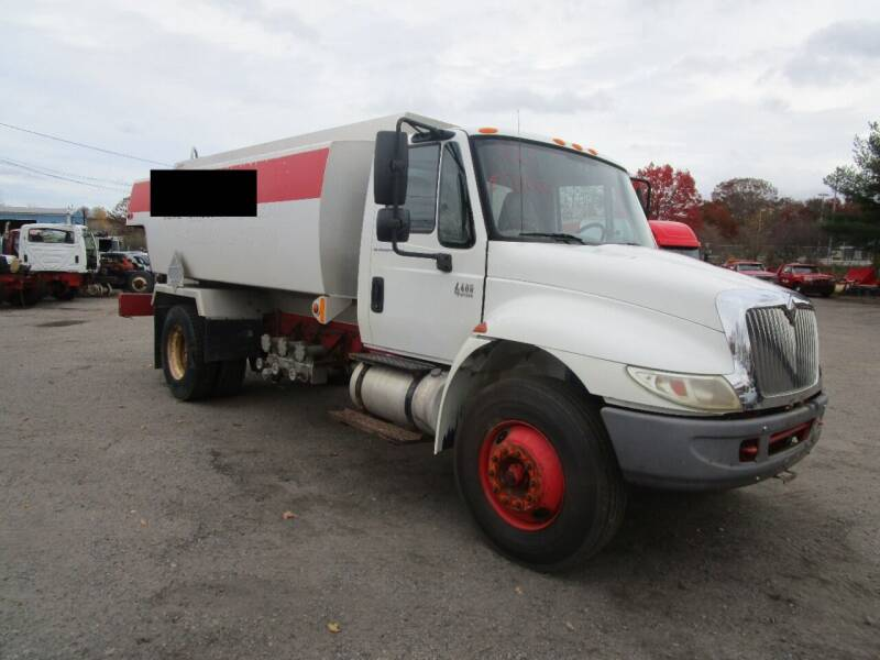 2006 International 4400 for sale at Lynch's Auto - Cycle - Truck Center in Brockton MA