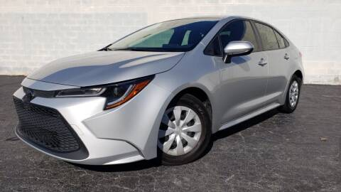 2020 Toyota Corolla for sale at AUTO FIESTA in Norcross GA
